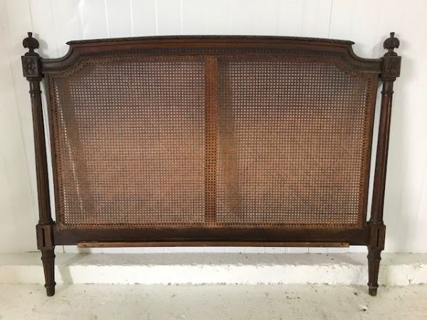 French Cane Head Board - 150cm wide
